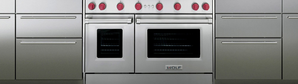 Wolf Appliance Offers A Full Line Of Professional Cooking Appliances  Including Ovens, Stoves, Cooktops, Grills And More. Wolf Appliance Inc.  Joined Sub Zero ...